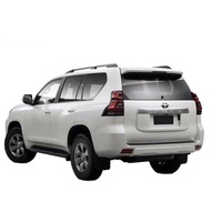 Toyota Prado GDJ150R SUV 11/2017 - On (Flat Tail Gate Pack)