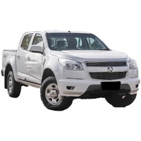 Holden Colorado LTZ Ute With Step 06/2012 - On