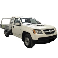 Holden Colorado, Rodeo & Isuzu D-Max Ute Without Step 03/2003 - 05/2012