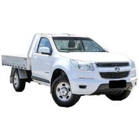 Holden Colorado & Isuzu D-Max 2wd Lowrider Ute Without Step 06/2012 - 07/2020