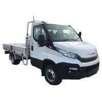 Iveco Daily 50c 4x2 Ute Cab Chassis 06/2007 - On