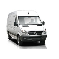 Mercedes-Benz Sprinter Van without Step 10/2006 - On