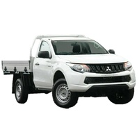 Mitsubishi Triton MN & MQ Ute Without Step 10/2009 - 10/2018