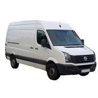 Volkswagen Crafter Van with Step & Cab Chassis 02/2007 - 07/2017