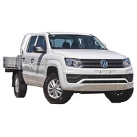 Volkswagen Amarok Tray Back Ute without step 02/2011 - On (Extended)