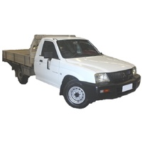 Mitsubishi Triton Ute Without Step 01/1987 - 06/2006