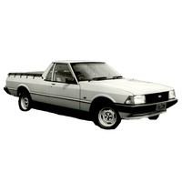 Ford Falcon XA-XG Ute & Panel Van 01/1972 - 03/1996