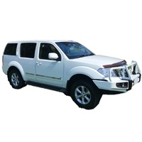 Nissan Pathfinder TI 550 SUV 10/2010 - On