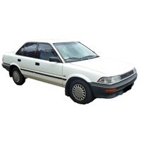 Holden Nova Sedan 01/1989 - 09/1994 & Toyota Corolla Sedan 06/1989 - 08/1994