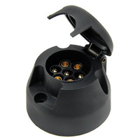 7 Pin Large Round plug with ECU